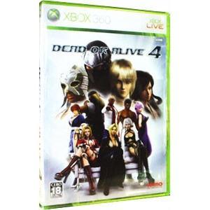 Xbox360/DEAD OR ALIVE 4 netoff