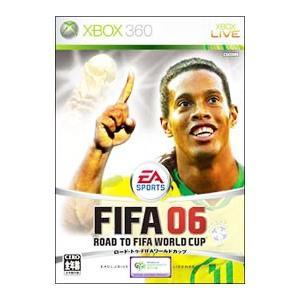 Xbox360/FIFA 06 ロード・トゥ・FIFAワールドカップ|netoff