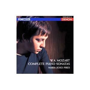 モーツァルト:ピアノ・ソナタ全集|netoff