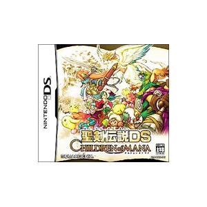 DS/聖剣伝説DS チルドレン・オブ・マナ|netoff