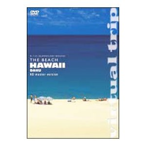 DVD/virtual trip THE BEACH HAWAII OAHU HD MASTER VIRSION|netoff