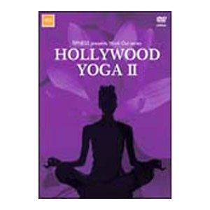 DVD/Tipness presents Work Out series HOLLYWOOD YOGA II|netoff