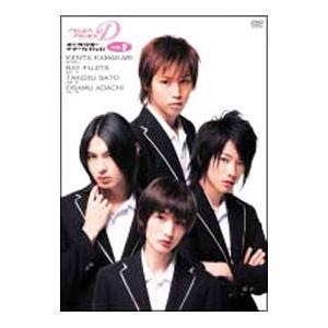 DVD/プリンセス・プリンセスD キャラクター・イメージDVD Vol.1|netoff
