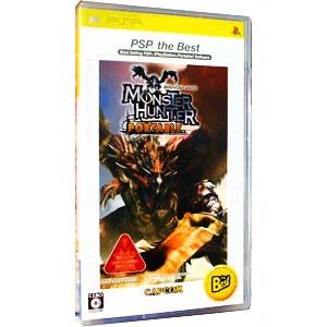 PSP/モンスターハンター ポータブル ...