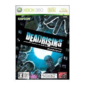 Xbox360/デッドライジング (CERO「Z」 18歳以上のみ対象)|netoff