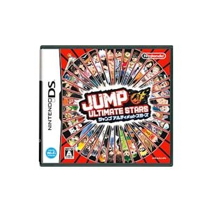 DS/JUMP ULTIMATE STARS