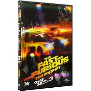 DVD/ワイルド・スピードX3 TOKYO DRIFT|netoff