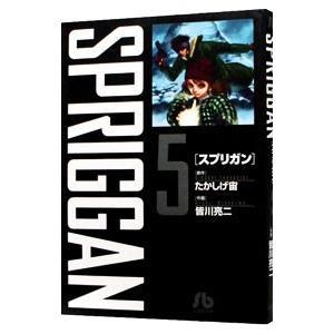 スプリガン 5/皆川亮二