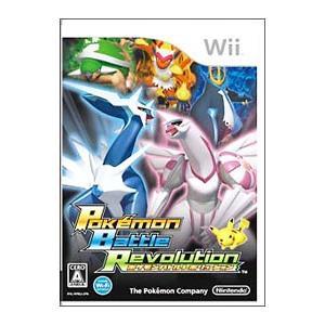 Wii/ポケモンバトルレボリューション|netoff