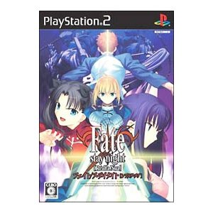 PS2/Fate/stay night [Realta Nua] extra edition|netoff