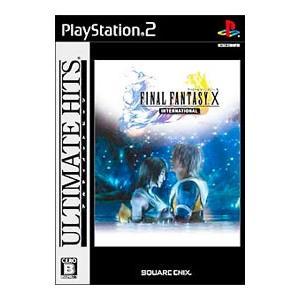 PS2/ファイナルファンタジーX インターナショナル アルティメットヒッツ (FF10)|netoff