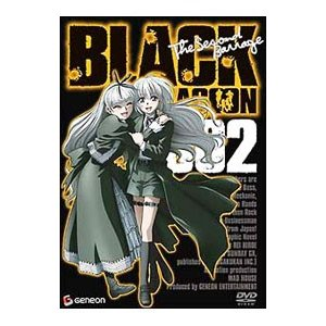 DVD/BLACK LAGOON The Second Barrage 002