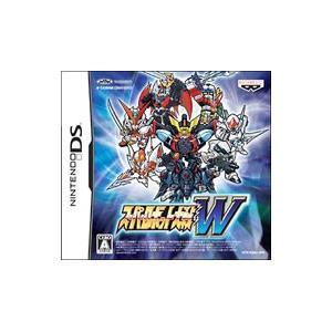 DS/スーパーロボット大戦 W