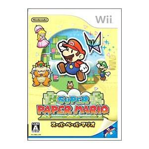 Wii/スーパーペーパーマリオ|netoff