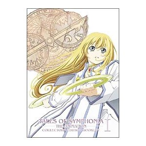 DVD/OVA テイルズ オブ シンフォニア THE ANIMATION 第1巻|netoff