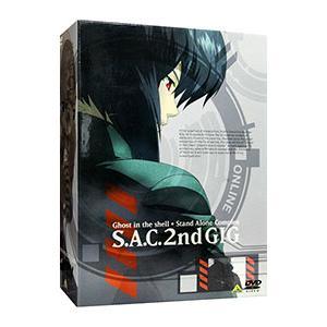 DVD/攻殻機動隊 S.A.C. 2nd GIG DVD−BOX