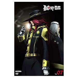 DVD/D.Gray−man 07|netoff