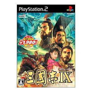 PS2/三國志IX コーエー定番シリーズ