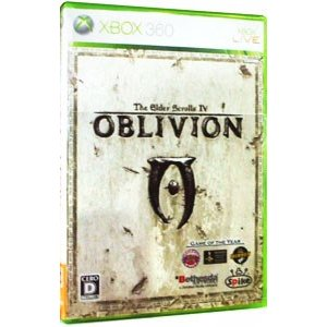 Xbox360/The Elder Scrolls IV: オブリビオン|netoff