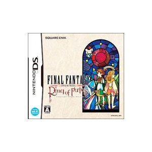 DS/ファイナルファンタジー・クリスタルクロニクル リング・オブ・フェイト|netoff