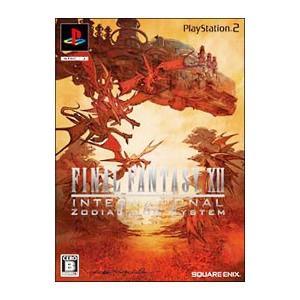 PS2/ファイナルファンタジーXII インターナショナル ゾディアックジョブシステム (FF12)|netoff