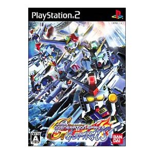 PS2/SDガンダム Gジェネレーション スピリッツ|netoff