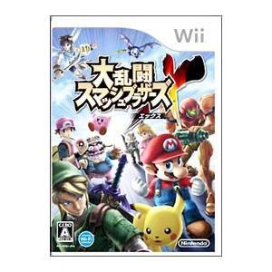 Wii/大乱闘スマッシュブラザーズ X