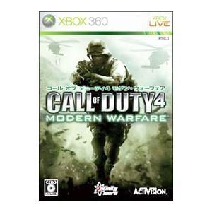 Xbox360/コール オブ デューティ4 MODERN WARFARE|netoff
