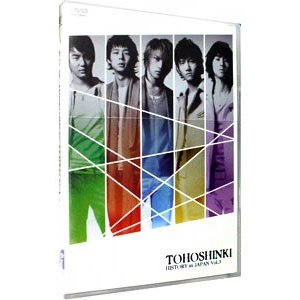 DVD/東方神起 HISTORY in JAPAN Vol.3|netoff