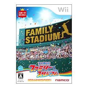 Wii/プロ野球 ファミリースタジアム|netoff