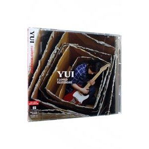 YUI/I LOVED YESTERDAY 初回限定盤 ...