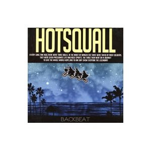HOT SQUALL/BACKBEAT|netoff