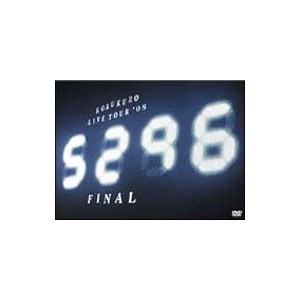 "DVD/LIVE TOUR'08""5296""FINAL
