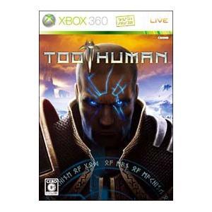 Xbox360/Too Human−トゥー ヒューマン− 初回限定版