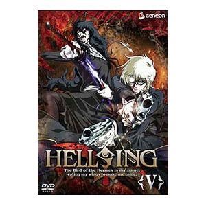 DVD/HELLSING V|netoff