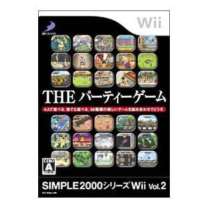 Wii/THEパーティゲーム SIMPLE2000シリーズWii Vol.2|netoff