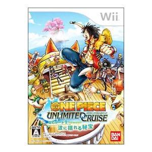 Wii/ワンピースアンリミテッドクルーズ エピソード1 波に揺れる秘宝|netoff