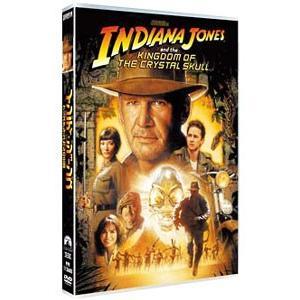 DVD/インディ・ジョーンズ クリスタル・スカルの王国 スペシャル・エディション|netoff