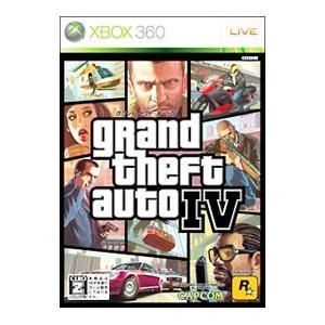 Xbox360/グランド・セフト・オート IV (CERO「Z」 18歳以上のみ対象)