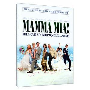 「マンマ・ミーア!」−ザ・ムーヴィー・サウンドトラック デラックス・エディション