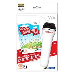 Wii/カラオケ JOYSOUND Wii