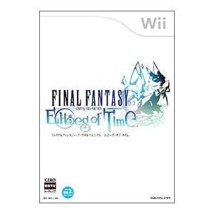 Wii/ファイナルファンタジー・クリスタルクロニクル エコーズ・オブ・タイム|netoff