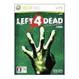 Xbox360/レフト4 デッド (CERO「Z」 18歳以上のみ対象)