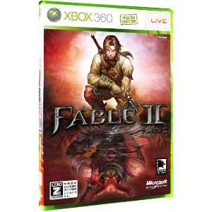 Xbox360/Fable II (CERO「Z」 18歳以上のみ対象)