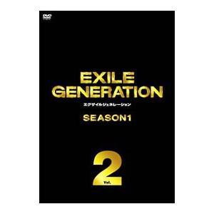 DVD/EXILE GENERATION SEASON1 Vol.2|netoff