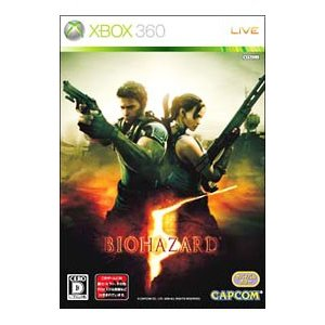 Xbox360/バイオハザード5|netoff