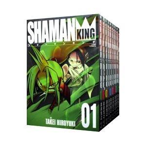 シャーマンキング 【完全版】(ラストワーズ未付属) <全27巻セット> ...