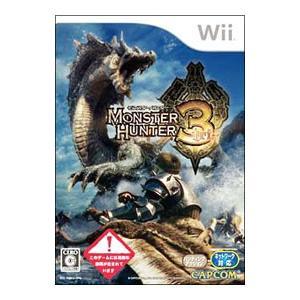 Wii/モンスターハンター3(トライ)|netoff