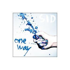 シド(SID)/one way 初回限定盤B netoff
