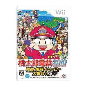 Wii/桃太郎電鉄2010 戦国・維新のヒーロー大集合!の巻|netoff